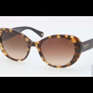 Coach Alexa Sunglasses